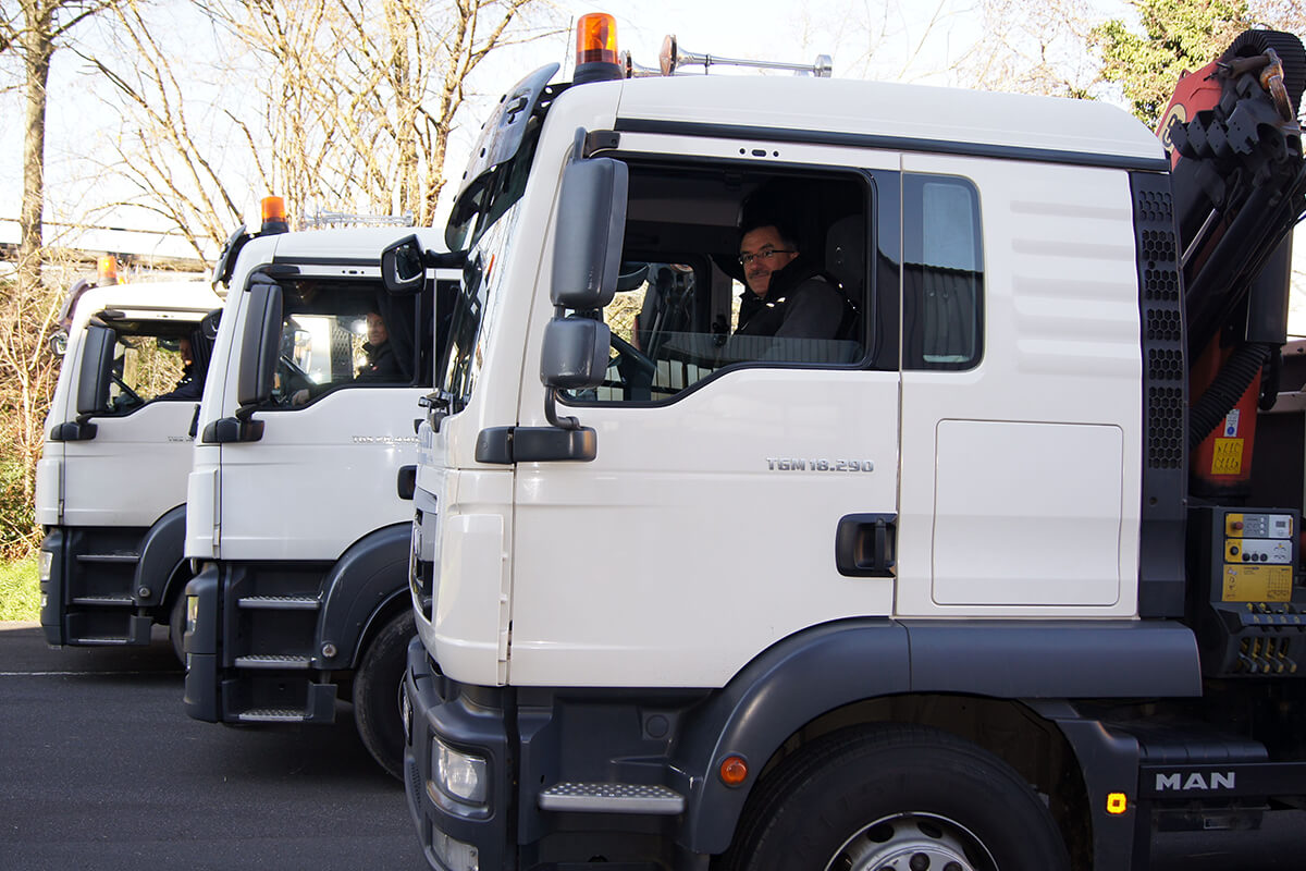 LKW-Fahrer Service Peter Post