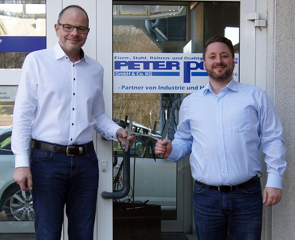 Geschäftsführer Peter Post
